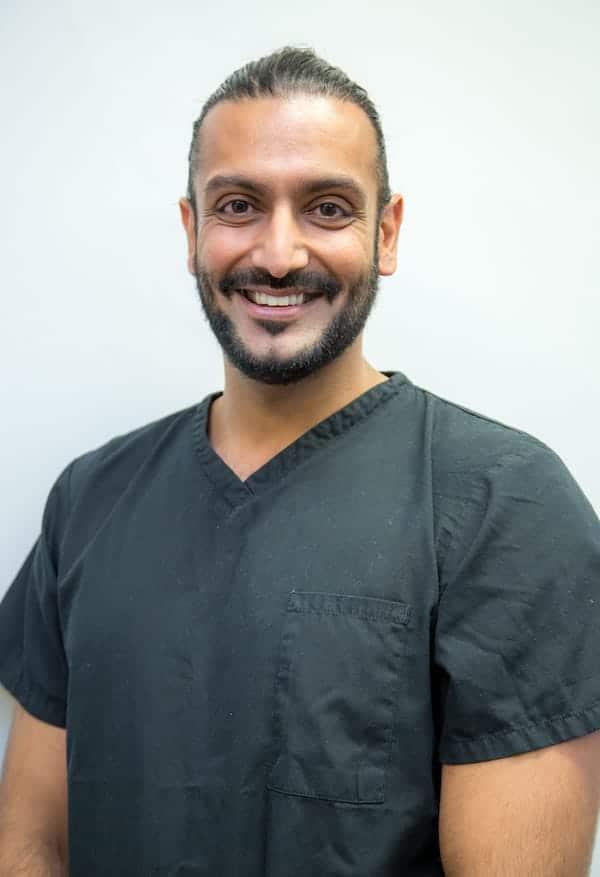 Dr Harmeet Sehmi BDS